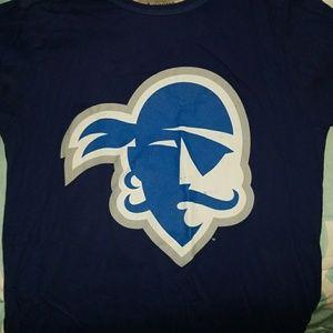 Seton Hall University long sleeve shirt